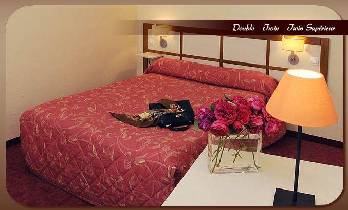 Détails : Hotel  Chatillon  à Paris Montparnasse
