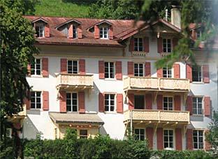 Hotel du Pillon: Charming hotel - Les Diablerets